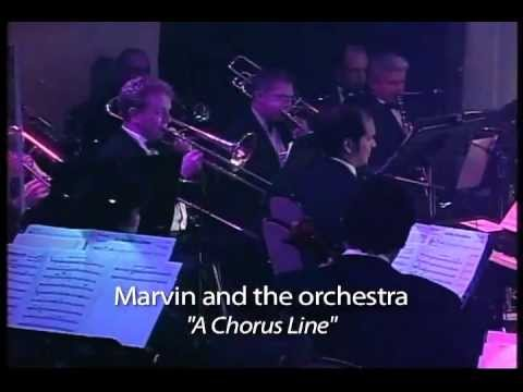 Tribute to Marvin Hamlisch: Rare Footage. Singing & schtick with Simon Spiro
