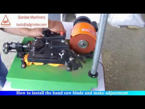 Automatic band saw blade sharpening machine india