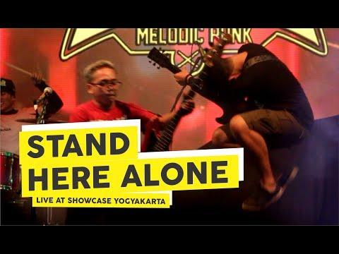 [HD] Stand Here Alone - Kita Lawan Mereka (Live at Showcase Februari 2018, Yogyakarta)