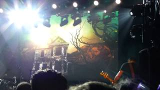 Soundgarden - Rowing Bass Line and 3 mins of Feedback Live at The Palladium Dallas, TX 5-26-13