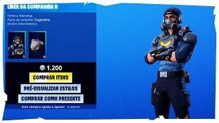 Fortnite Items Store * NEW * Skin! [August 12th, 2019] (Fortnite Battle Royale)