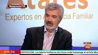 Javier Benavente Barrón - Programa Emprende TVE Canal 24 horas