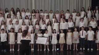 TRT İstanbul Radyosu Çoksesli Çocuk Korosu Yıl Sonu Konseri (12.06.2016)