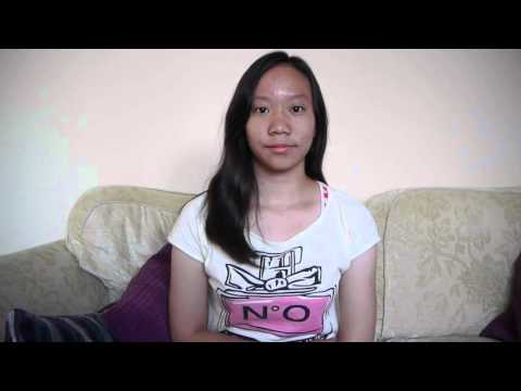 Gloria's video testimonial