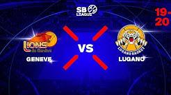 SB League - Day 15: GENEVE vs. LUGANO