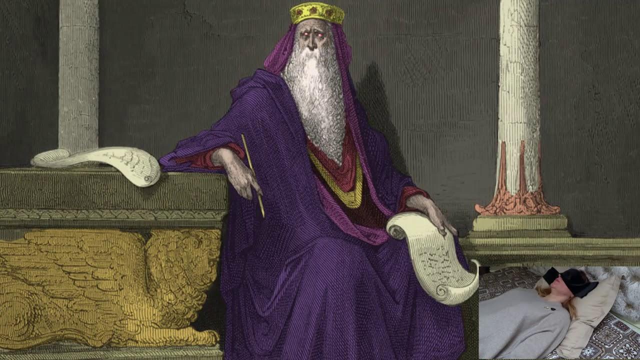 царь соломон все о нем фото тату черно