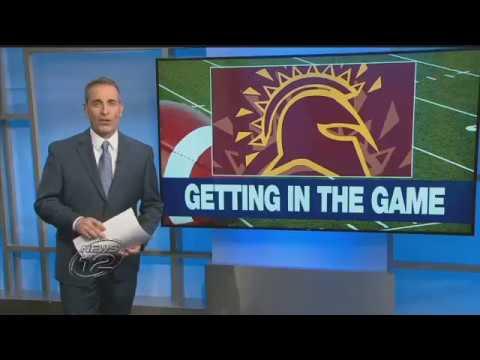 Spartan Sprint Football Interview - NEWS12 Hudson Valley & Westchester