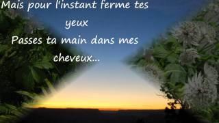 Kaolin- Partons Vite lyrics paroles