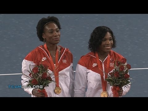 Venus and Serena Williams | Great Moments In Team USA History