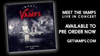 Meet The Vamps Live In Concert DVD Trailer thumbnail