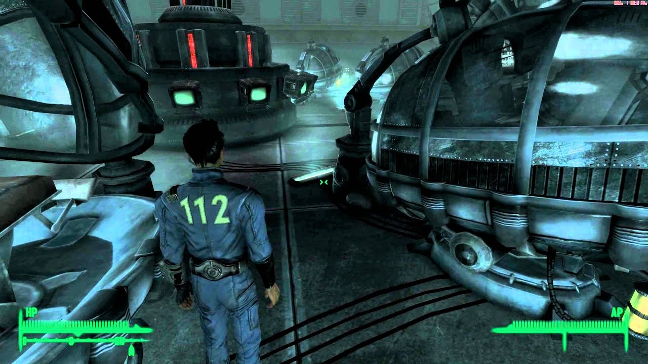 7325331d45304 Fallout 3 GOTY Gameplay