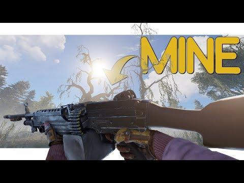 Rust - Stealing M249s! thumbnail