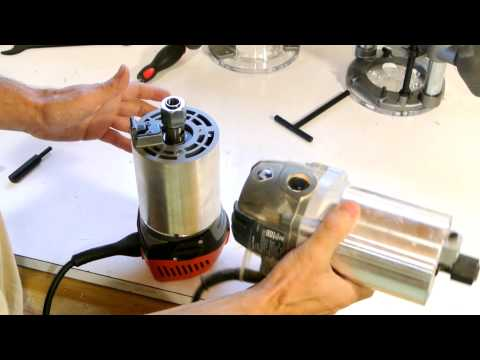 Ridgid Router Review