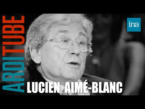 Interview Lucien Aimé-Blanc - Archive INA