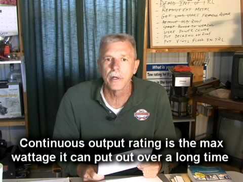 Mark's RV Garage Episode #7 Internet TV Series by RV Education 101®