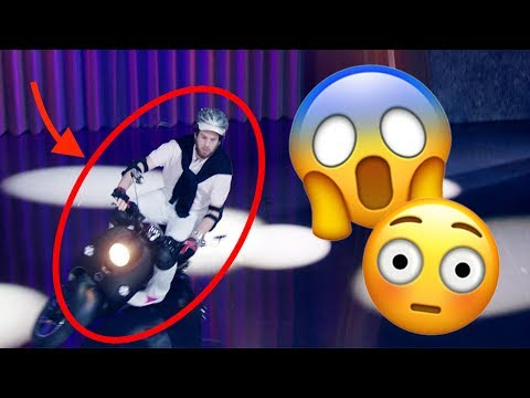 !HORRIBLE ACCIDENT! GERMAN TV STAR FAILS LIVE ON TV! | NEO MAGAZIN ROYALE  - ZDFneo