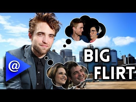 Robert Pattinson Dating Katy Perry?