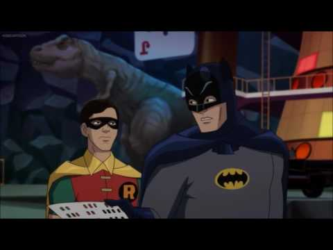 Bat rap- Return of the Caped Crusaders