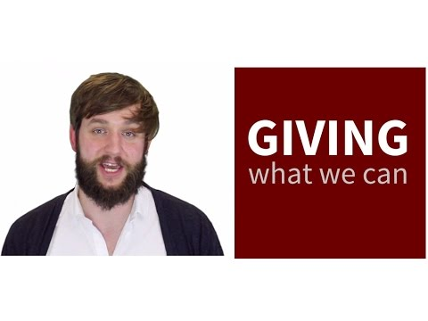 Giving and Happiness