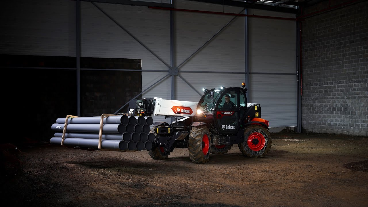 Bobcat R-Series Telehandlers for Construction Introduction