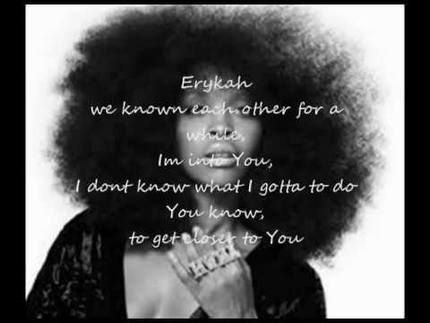 Erykah Badu - Next Lifetime (with lyrics on screen)