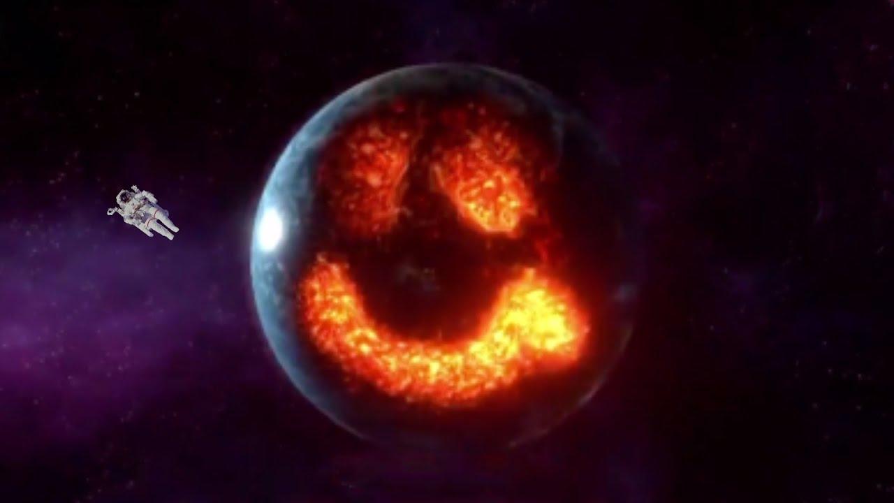 【朗報】スマイリー、地球になる。【イラスト】