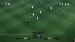 PES 2010 PC / FC Barcelona - Real Madrid 1/2 |HD|