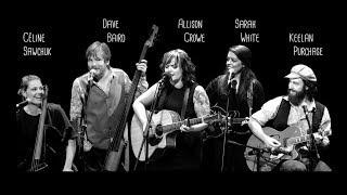 Rare Birds – Allison Crowe and Band W2U2