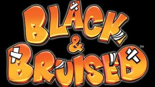 The Game Lounge Plays:  Black and Bruised (26 Oct 2014)
