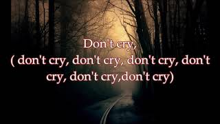 lucky-dube-dont-cry-lyrics
