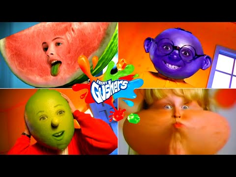 The Iconic Fruit Gushers Candy Funny Commercials From Childhood