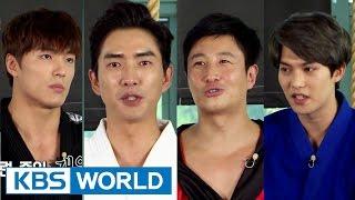 Cool Kiz on the Block | 우리동네 예체능 - The Tenth Sport, Judo (2015.10.20)