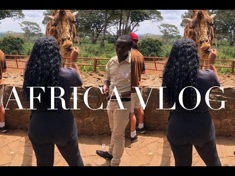 KICKING IT IN KENYA | AFRICA VLOG