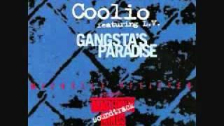 Скачать Gangsta S Paradise Instrumental