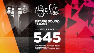 Скачать Future Sound Of Egypt 545 With Aly Fila