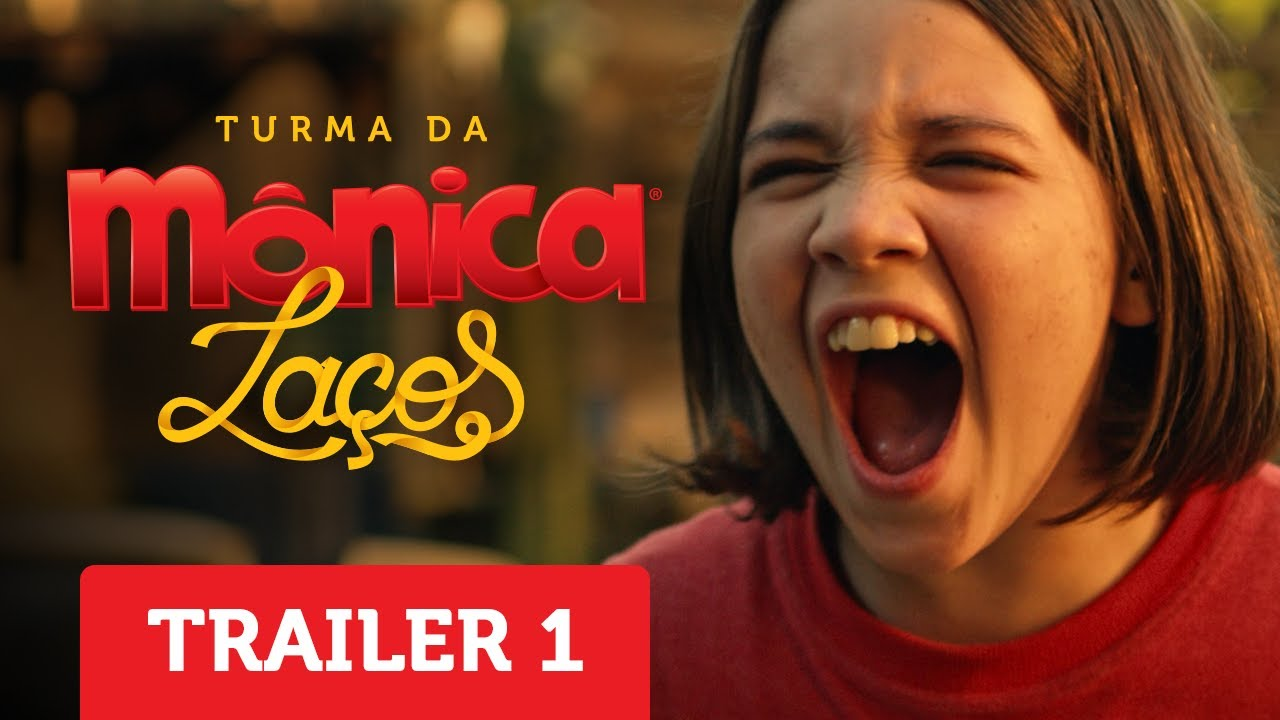 [Trailer 1] Turma da Mônica Laços, O Filme | 27 de junho, nos cinemas!