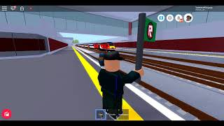 Roblox New Mnd The Gap Class 43 HST Intercity passing at Airport