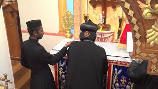 Dedication of Duskudisin and Evening Prayer at St. Paul Orthodox Church, Pallom, Kerala