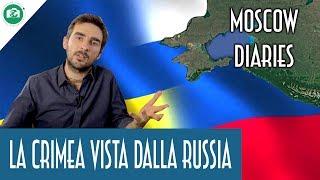 Gambar cover La CRIMEA Vista Dalla RUSSIA  - MOSCOW DIARIES