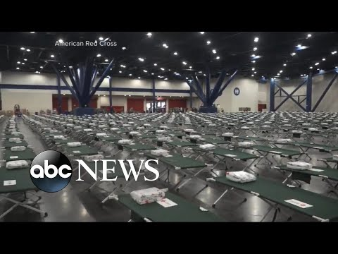 30,000 People Without Shelter In Houston