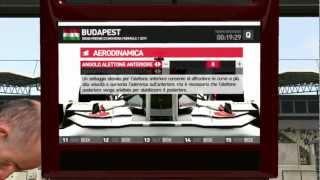 F1 2011 Gameplay Ita PC Gran Premio Ungheria Gara#10 -Annuncio Importante-