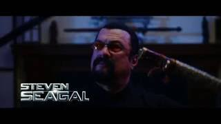 "STEVEN SEAGAL ""THE PERFECT WEAPON"" (2016) Director Titus Paar Trailer"