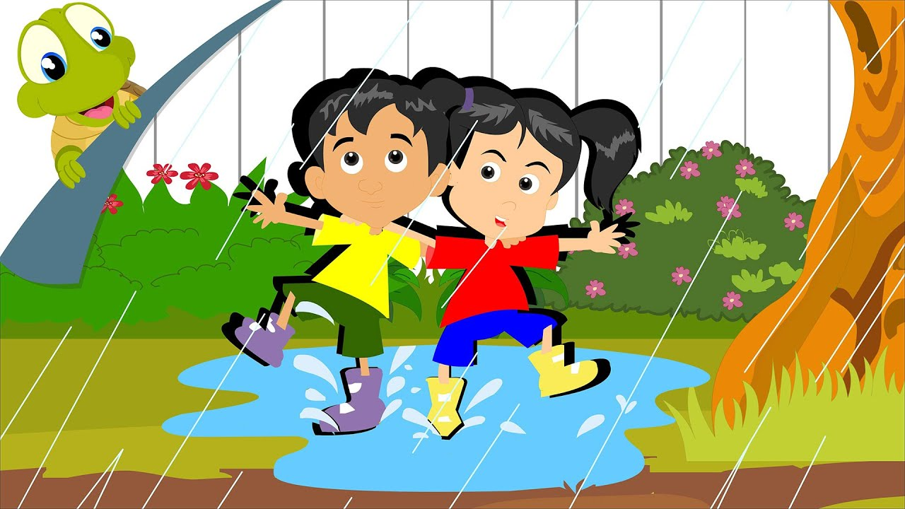 Rainfall song - How rainfall is formed - The Water Cycle - YouTube