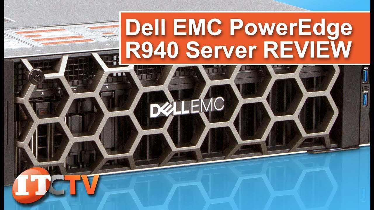 Dell EMC PowerEdge R940 Server   IT Creations
