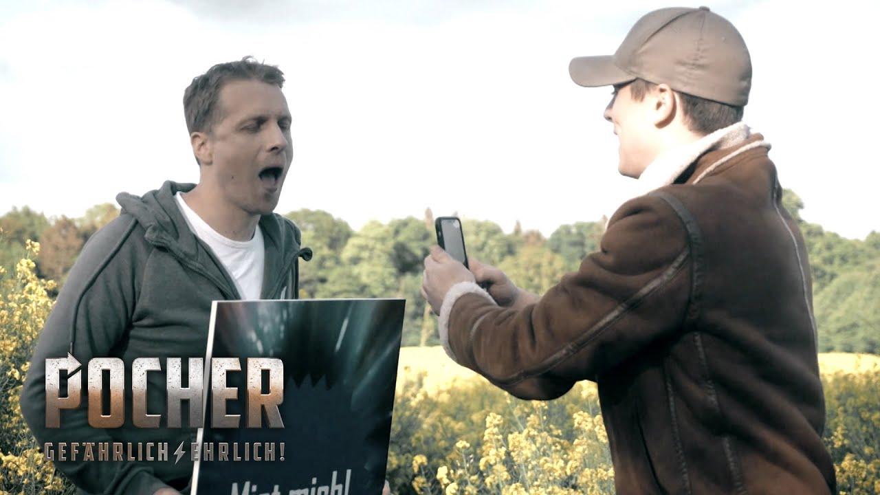 Oliver Pocher und Tik Tok: So entstand der Trailer zu seiner Show | Pocher - gefährlich ehrlich