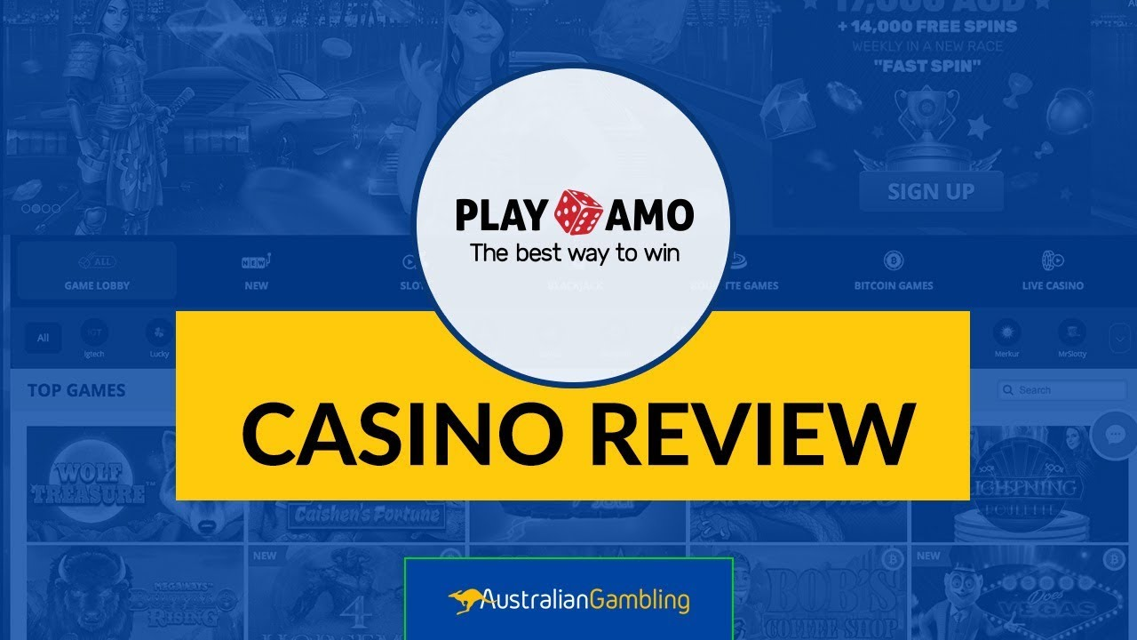 PlayAmo Has It All - And A Lot of It! | Australian Gambling Review