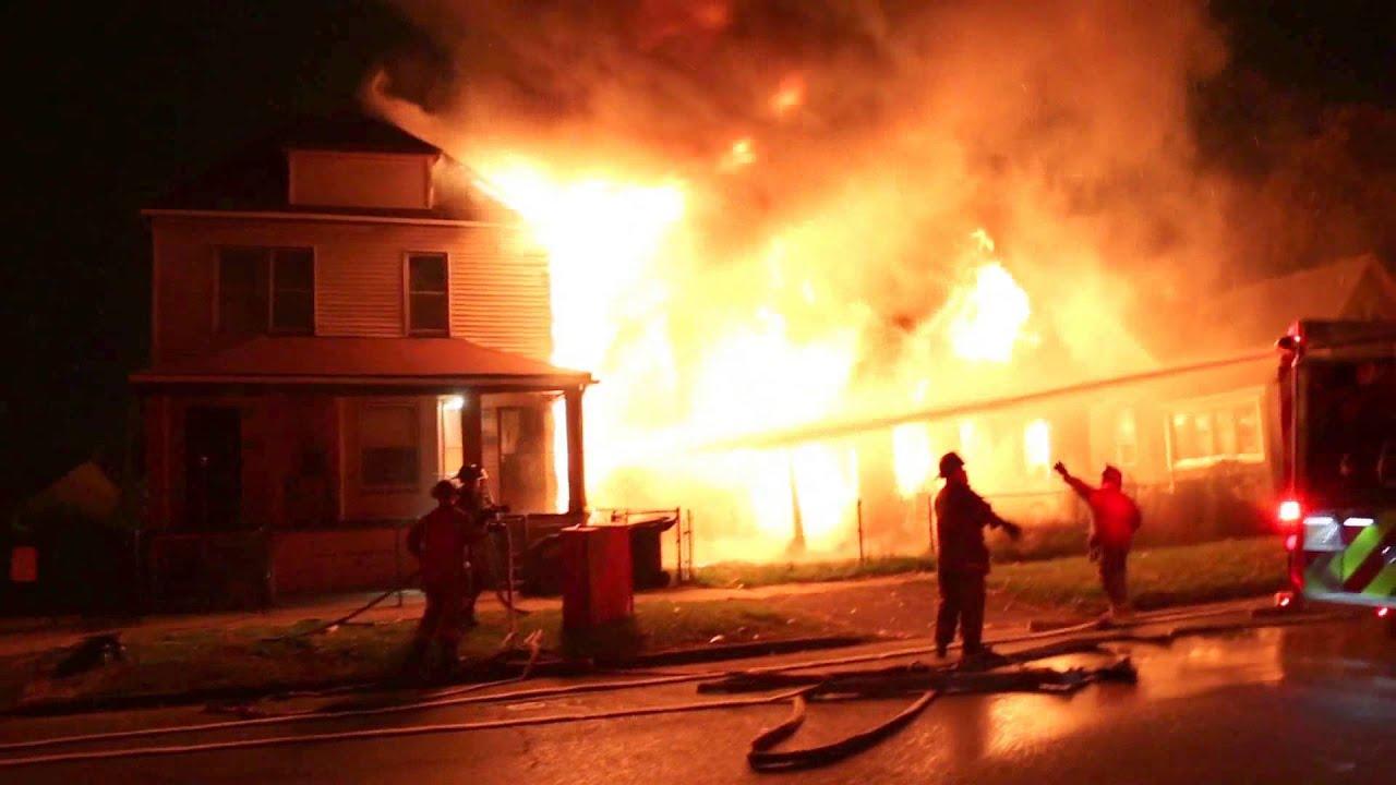 devil's night/ halloween morning southwest detroit 2015 (lisbon and