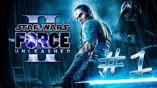 видео Прохождение игры Star Wars: The Force Unleashed