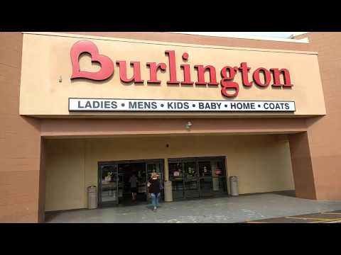 BURLINGTON- PARTE I - ROUPAS MASCULINAS