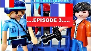 Playmobil Police Film Movie EPISODE 3